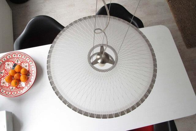 Disque lamp